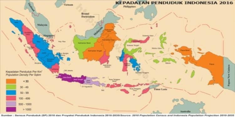 Sepanjang 2017, BNPB Mencatat 175 Kejadian Bencana di Indonesia
