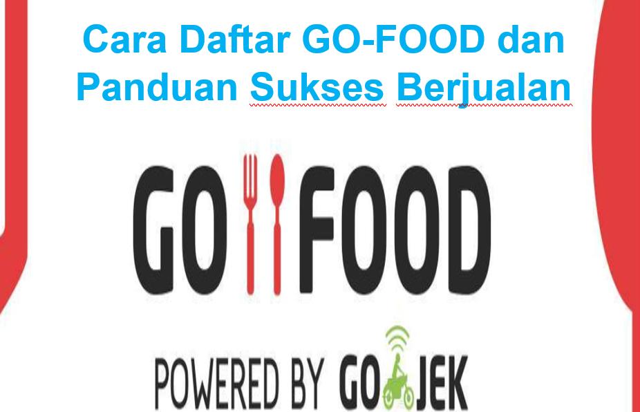 CARA DAFTAR GO-FOOD