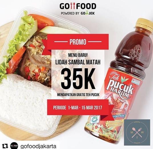 GO-FOOD MEMBANTU MASYARAKAT