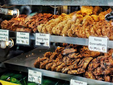 OMZET GO-FOOD MELEDAK