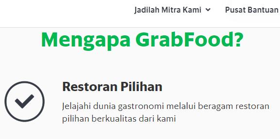 Cara Cepat Daftar Grabfood Terbaru 2020 Tumoutounews