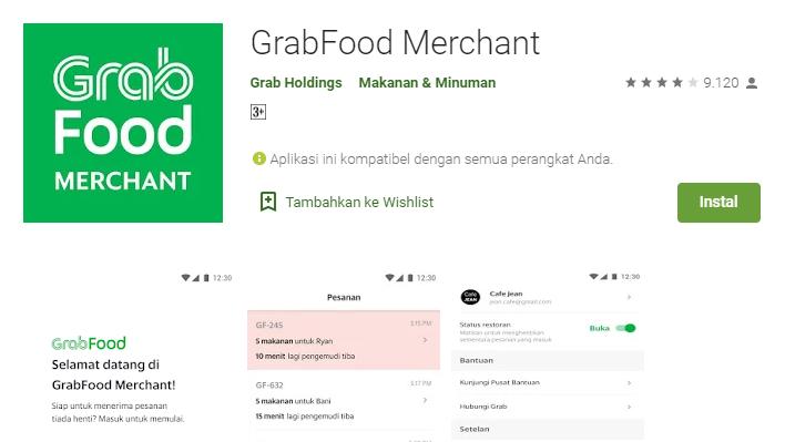 Grab Food Font Alamat Kantor Grab Indonesia