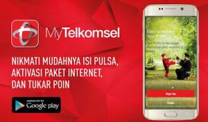Cara transfer kuota Telkomsel gratis melalui MyTelkomsel