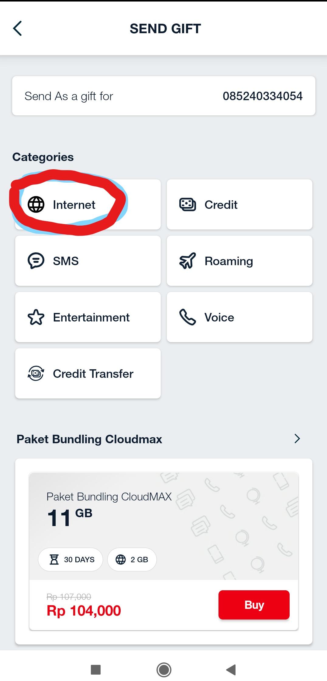 Cara Transfer Paket Data Telkomsel Melalui Mytelkomsel Tumoutounews