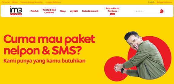 Cara Daftar Paket Nelpon Indosat ke Semua Operator Murah 2020
