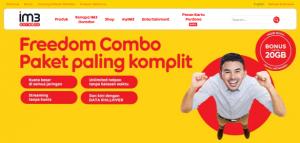 Cara menggunakan kuota lokal Indosat terbaru 2020