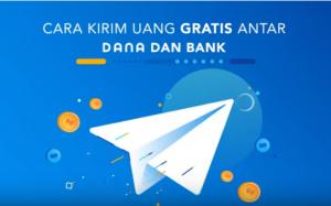 Cara mengirim uang melalui DANA dengan mudah dan praktis