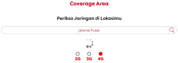 Cara cek daftar daerah kuota lokal Indosat