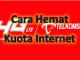 Cara menghemat kuota internet Telkomsel, Indosat, 3, XL, Smartfren