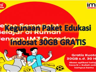 Kuota edukasi Indosat harus dimanfaatkan dengan benar