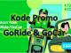 Kode promo GoRide & GoCar terbaru tahun 2020