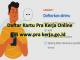Cara Daftar Kartu Pra Kerja Online di www.pra kerja.go.id