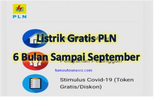 Login PB/PD PT PLN portal.pln.co.id, Dapat Token Listrik Gratis Juli 2020