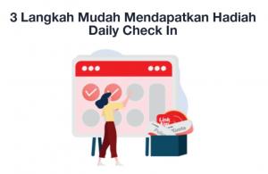 Cara mendapatkan Kuota & Nelpon Gratis Telkomsel Lewat Daily Check In