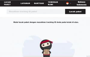 Cara Cek Resi Ninja Van Id Lazada